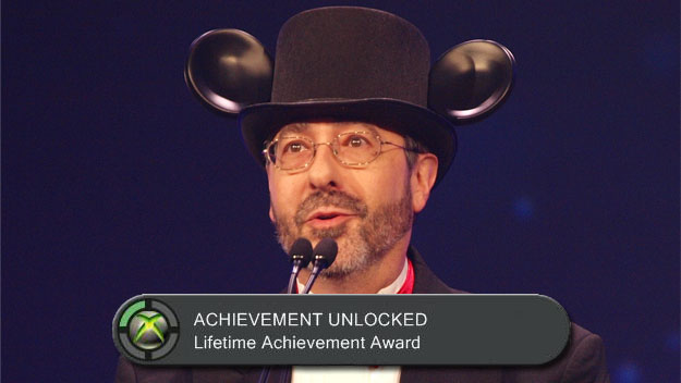 Warren Spector Lifetime Achievement Award