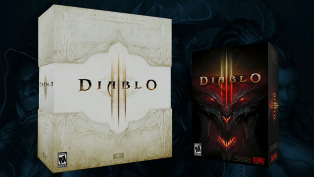 Movie based on the game diablo