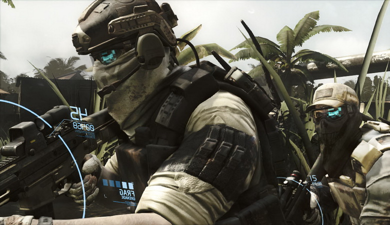 Ghost Recon- Future Soldier screenshot 7