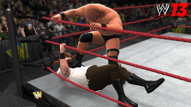WWE 13 announce screenshot 8 7227Stone Cold 1