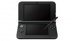 3ds xl black header
