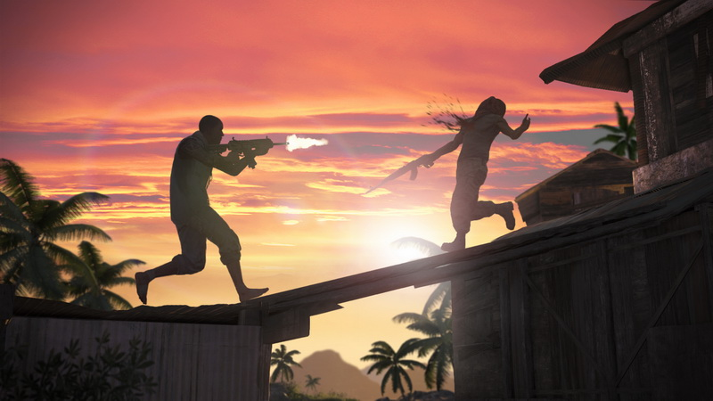 Far Cry 3 - E3 2012 screenshot 5