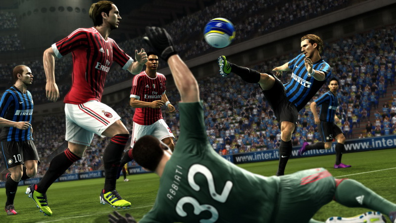 PES 2013 screenshot 2
