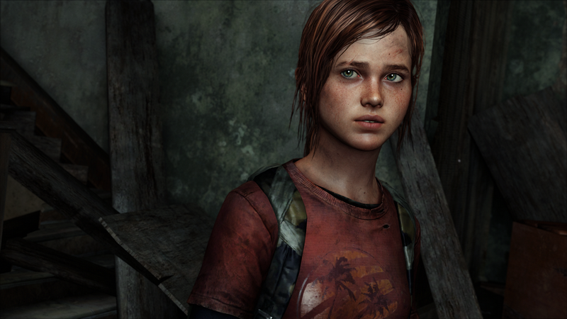 The Last of Us - E3 2012 screenshot 2 - 20574ellie looking