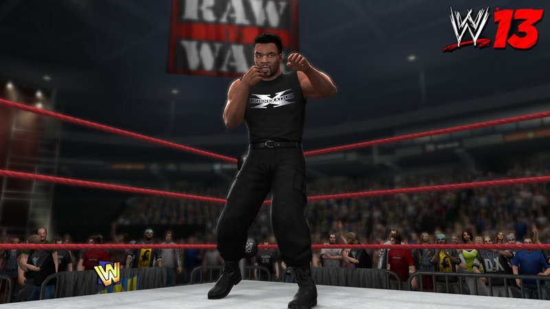 WWE 13 Mike Tyson screenshot 2