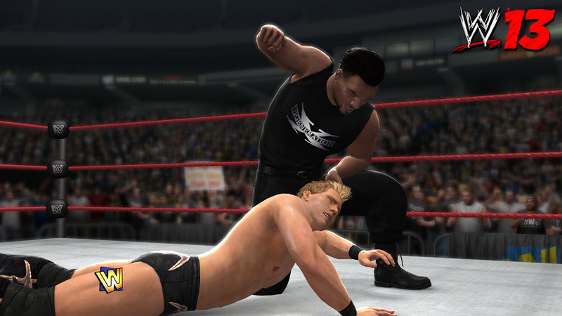 WWE 13 Mike Tyson screenshot 6