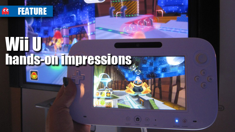 Wii U Hands on Impressions