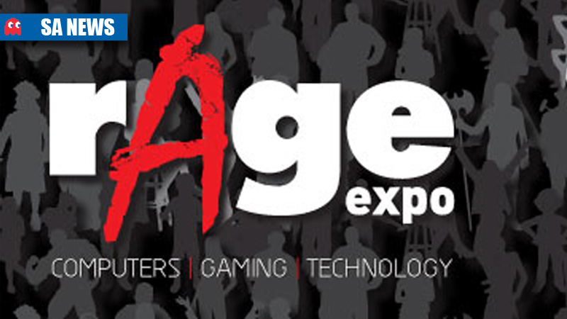 Rage expo header