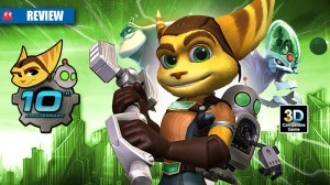 Ratchet & Clank Trilogy anninversary header