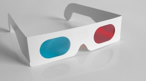 3d glasses header