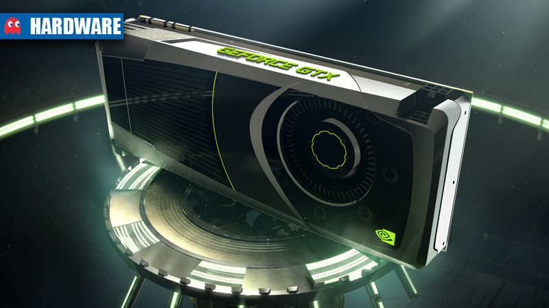 GeForce GTX hardware header