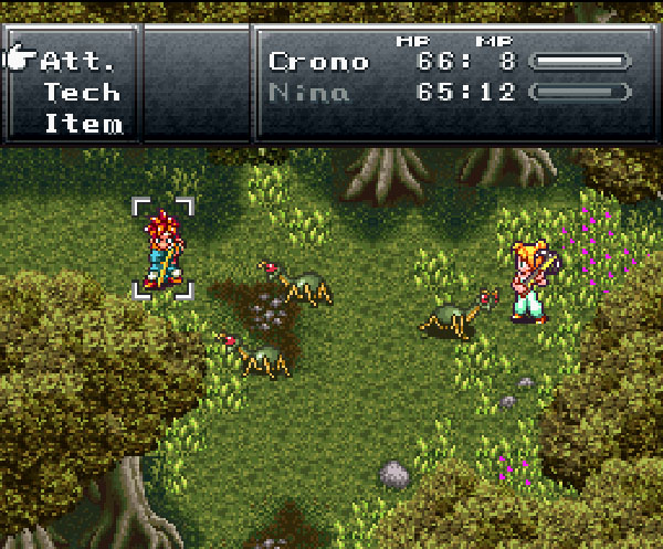 Chrono trigger porn game