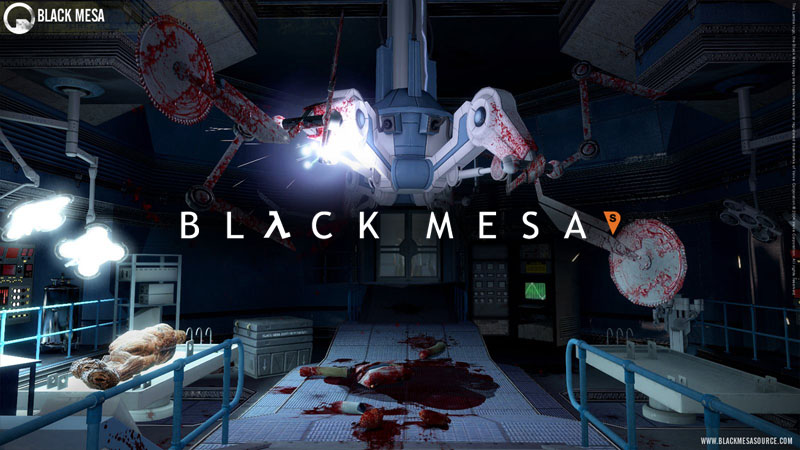 Black Mesa Source header