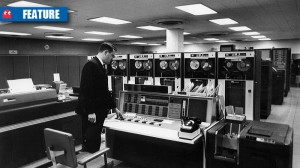 IBM 7094 headline feature