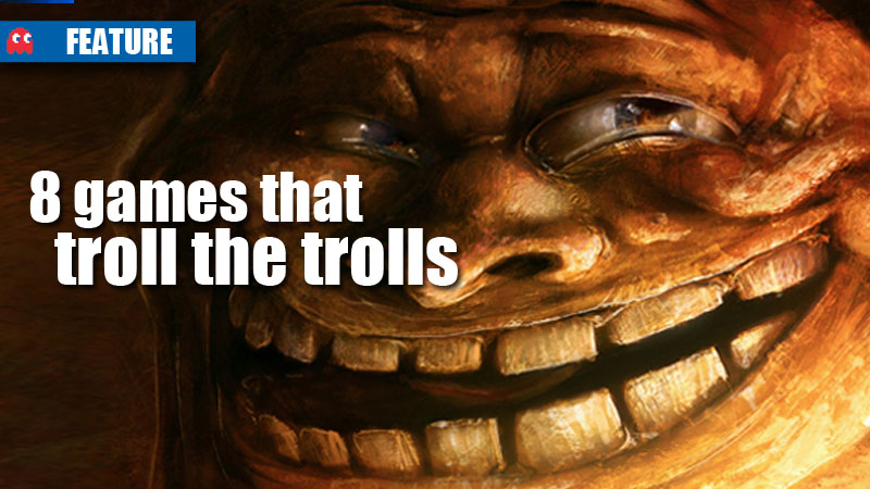 games that troll the trolls header