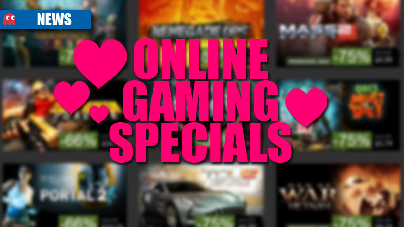 online gaming specials