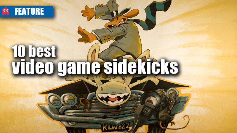10 best video game sidekicks