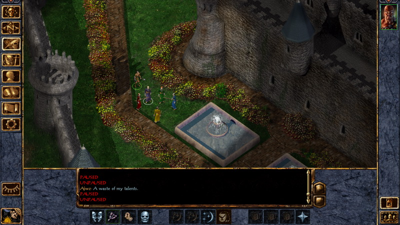 Baldur's Gate Enhanced Edition Screen 02