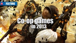 Co op games in 2013
