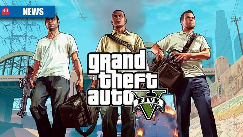 GTA V news header