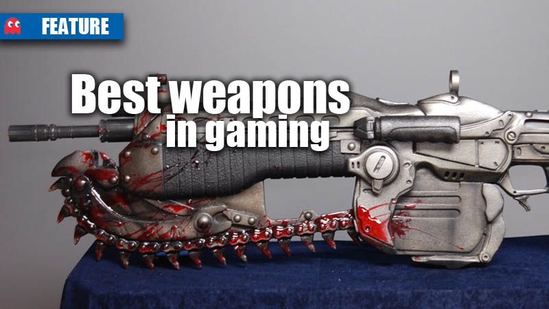 best weapons in gaming