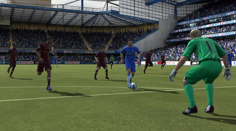 FIFA 13 PS Vita screenshot 3