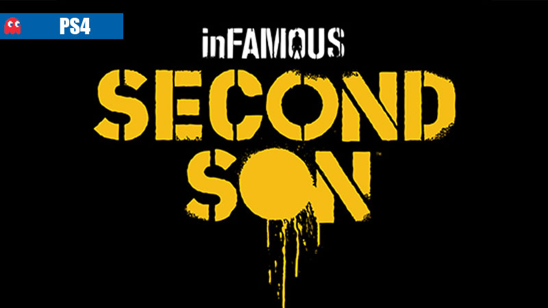 Infamous Second Son logo header