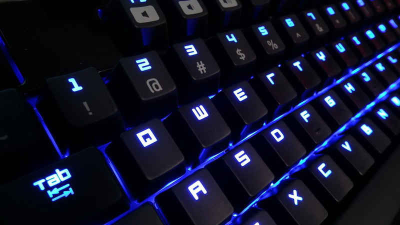 Razer BlackWidow Ultimate mechanical keyboard 1
