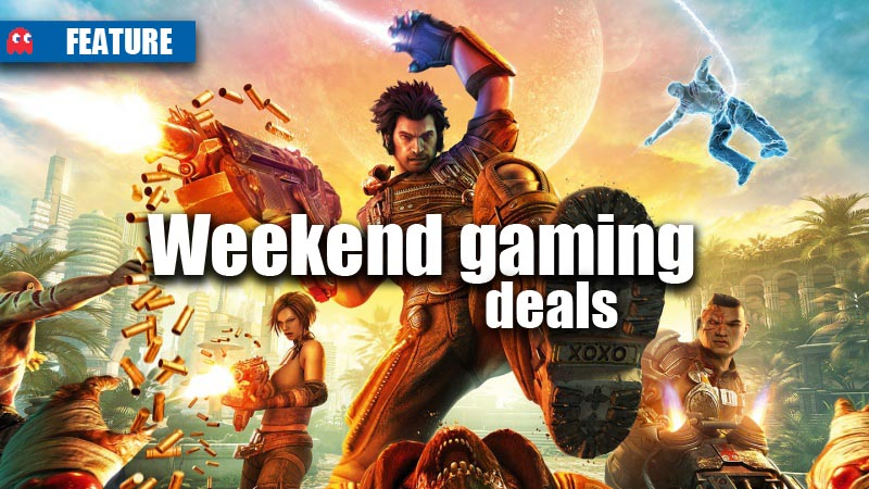 weekend gaming deals