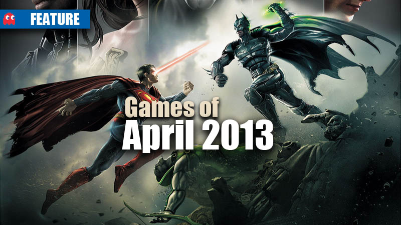 Games of April 2013