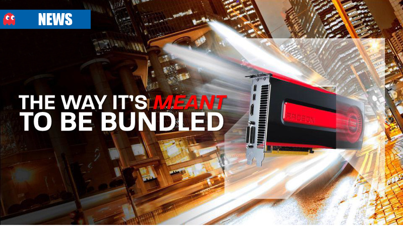 AMD Game Bundle header