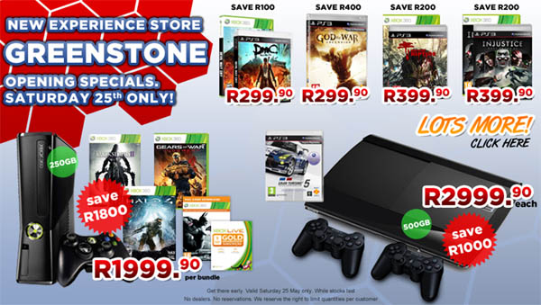 BT Games Greenstone opening specials (BT Games)