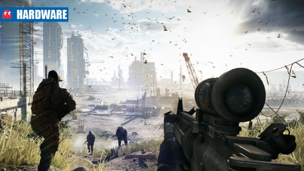Battlefield 4 hardware header