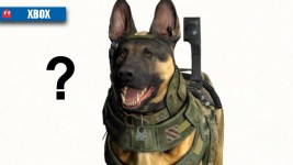 Xbox One Call of Duty Ghost Dog