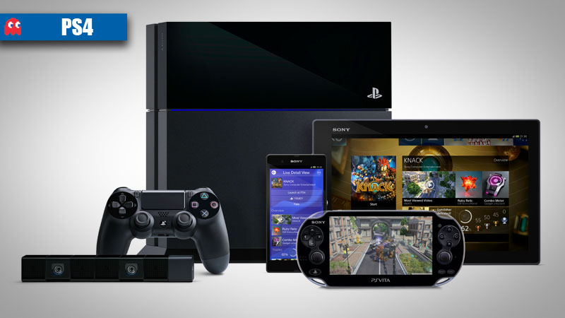 Playstation devices family