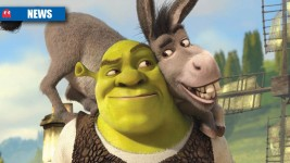 Shrek and Donkey
