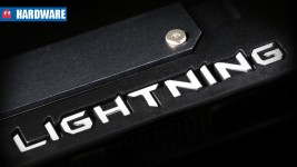 MSI Lightning logo header hardware