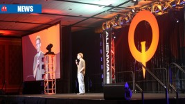 Carmack at Quakecon 2013 news header