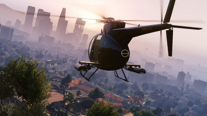 GTA 5 screenshot 9