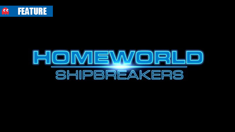 Homeworld Shipbreakers news