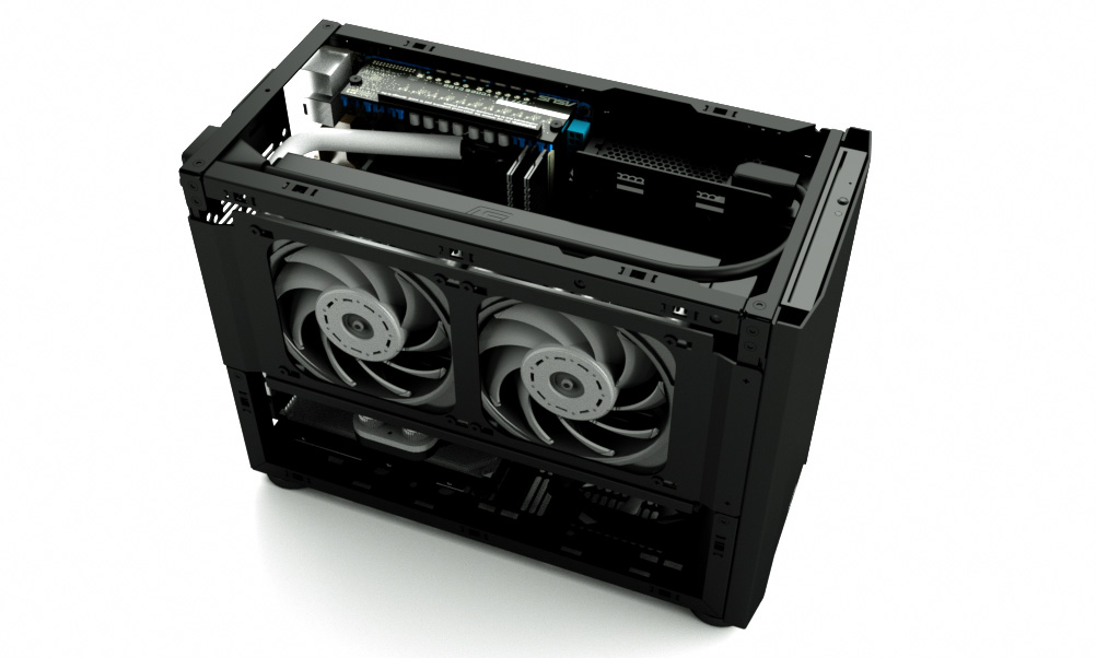 Limited edition NCASE M1: The perfect ITX case?