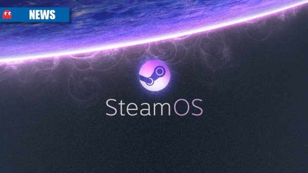Valve SteamOS header news