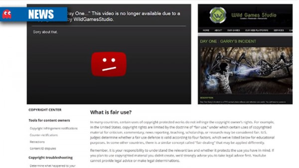 Video removed - youtube