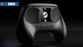 steam controller video