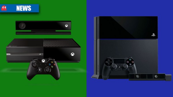 PS4 Playstation 4 Xbox One news
