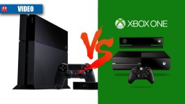 PS4 vs Xbox One video header