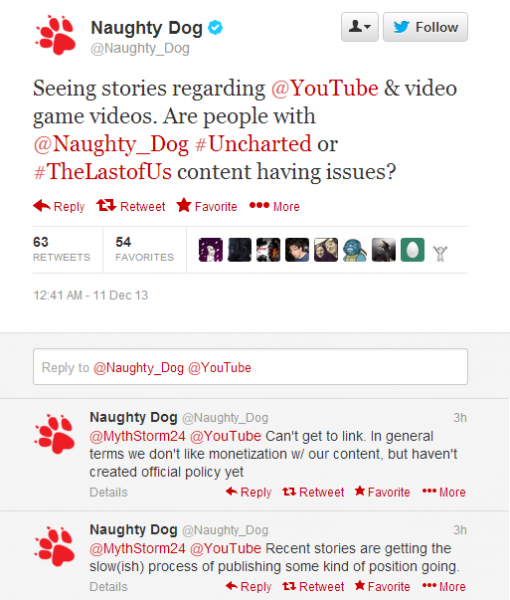 Naughty Dog on Twitter