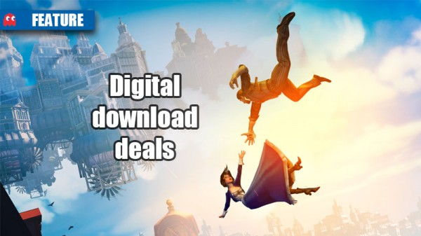 Digital download deals bioshock infinite