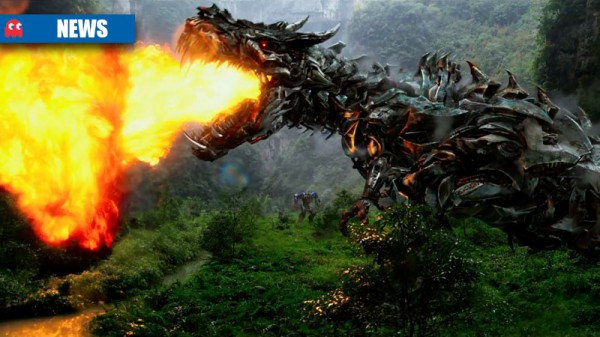 Transformers Age of Extinction Grimlock