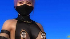 Dead or Alive 5 Last Round Nude Mod - Header Image by Lustful Illumination (NSFW)